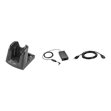 MOTOROLA Single Slot Cradle Kit, 3 x USB/Serial