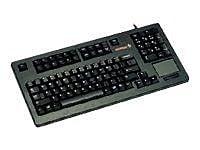 CHERRY® Black 104 Keys USB 2.0 G80-11900 Compact Keyboard
