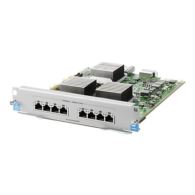 HP® J9546A 8 Port 10GBASE-T V2 ZL Expansion Module For HP 5400zl, 8200zl Switch Series