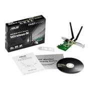 Asus PCE-N15 300 Mbps Wireless-N PCI Express Network Adapter