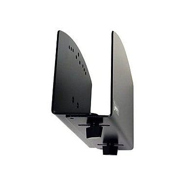Ergotron® 80063200 Steel Vertical Small CPU Holder, 50 lbs.