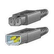 Cisco® Cabinet Jumper Power Cord, 250 VAC 16A, C14-C15 Connectors