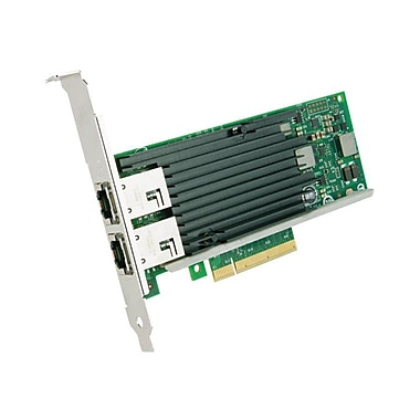 intel® X540T2 Ethernet Converged Network Adapter, 2 x RJ-45