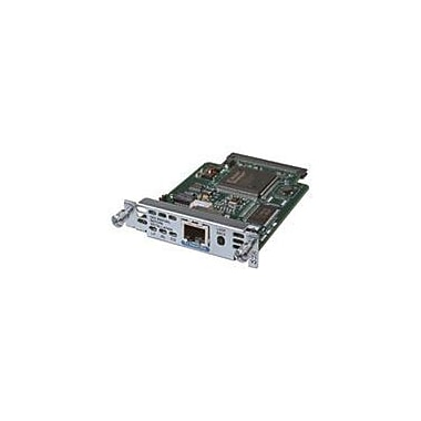 Cisco™ HWIC-1DSU-T1= 1-Port T1/Fractional T1 DSU/CSU WAN Interface Card