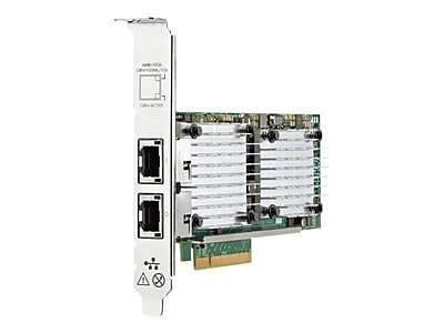 HP® 656596-B21 Ethernet 10Gb 2-Port 530T Adapter