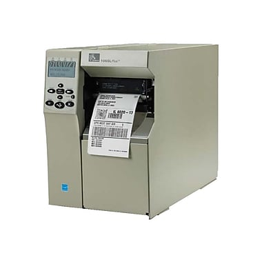 Zebra® S Series 105SLPlus Industrial Label Printer