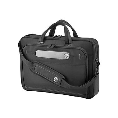 HPMD – Étui de transport professionnel, chargement par le haut, ordi. portatif, tablette PC, Ultrabook ou tablette 15,6 po, noir