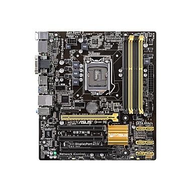 Asus® Q87M-e CSM 32GB Desktop Motherboard