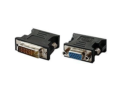 AddOn DVII2VGAB DVI-I to VGA Adapter, Black
