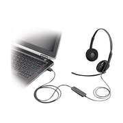 Plantronics  Stereo Headset W/Microphone