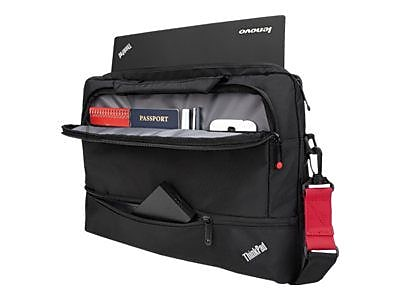 Lenovo® Essential Topload Case For ThinkPad, Black