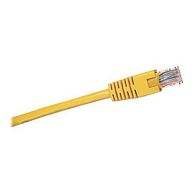 Tripp Lite N002-025-YW 25' RJ-45 CAT-5e Patch Cable, Yellow