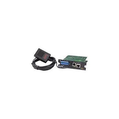 APC AP9618 UPS Network Management Card with Environmental Monitoring and Out of Band Management