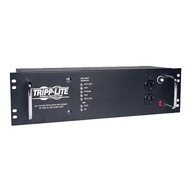 Tripp Lite – Conditionneur de ligne LCR2400 pour montage en baie, 14 prises, 1440 joules, cordon de 12 pi