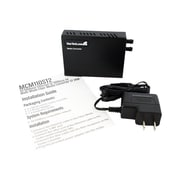 StarTech MCM110ST2 10/100 Fiber to Multi Mode Fast Ethernet Media Converter