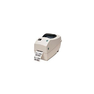 Zebra® - Imprimante de table 282P-101110-000 série LP2824, monochrome, interface USB RS-232 1 x RJ-45