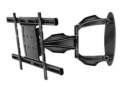 Peerless®-AV™ SmartAmount® SA752PU Articulating Arm Wall Mount, Up To 90 lbs.