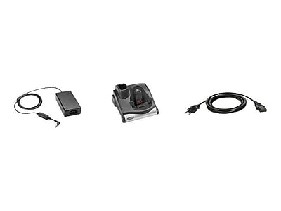 MOTOROLA CRD9000-110SES Single Slot Cradle Kit, Serial