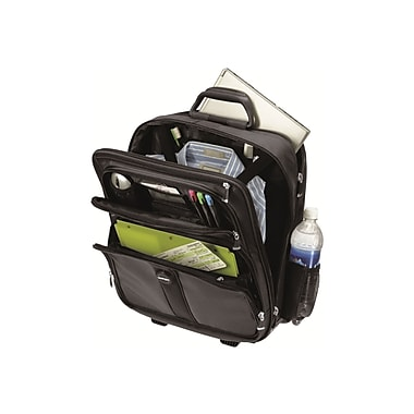 Kensington® Contour™ K62903 Overnight Laptop Roller For 15.6 - 17
