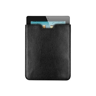 Premiertek LC-IPAD2-BK Leather Sleeve for Apple iPad, iPad 2, Black