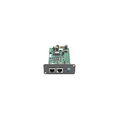 Minuteman® SNMP-NET Remote Power Management Adapter