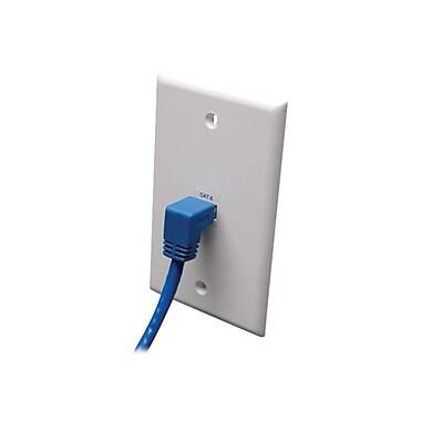 Tripp Lite® 3' Cat6 RJ-45 Male/Male Gigabit Molded Patch Cable, Blue