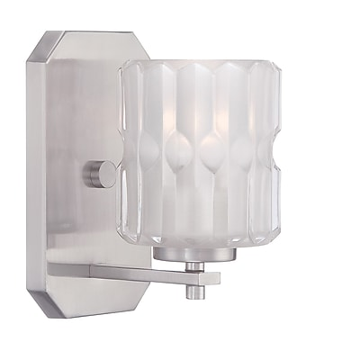 Designers Fountain Valeta 1-Light Wall Sconce