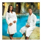 Deluxe Comfort Bamboo Rayon Robe; Large / Extra Large