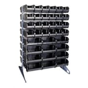 Quantum Conductive Double Sided Steel Rail Rack; 12 Rails