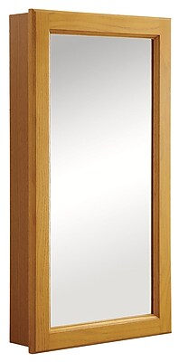 Design House Claremont 16'' x 30'' Surface Mount Medicine Cabinet WYF078277002999