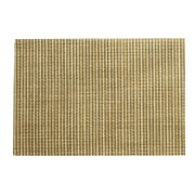 Kraftware Woven Placemat (Set of 4); Straw