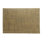 Kraftware Woven Placemat (Set of 4); Copper