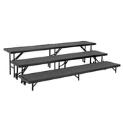 National Public Seating RS3LC-02 Portable Risers
