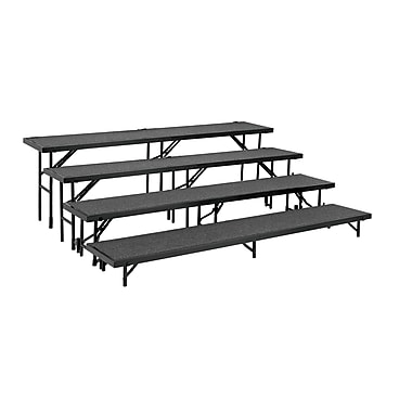 National Public Seating RT4LC-02 Portable Risers