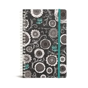 "Bookjigs 8"" x 5"" Hard-cover Spiral-Bound Notebooks"