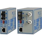 OMNITRON SYSTEMS FlexPoint GX/T 2-Port Gigabit Ethernet Fiber Media Converter