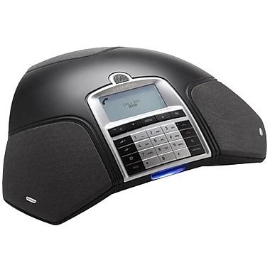 Konftel 910101059 Single Line Conference Phone, Charcoal Black