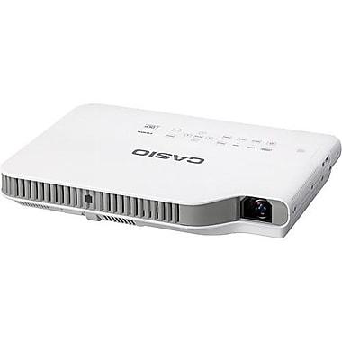 Casio Slim XJ-A252 1200 x 800 WXGA DLP Pico Projector, White