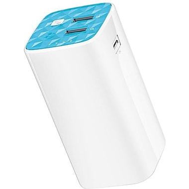 TP-LINK 10400mAh Dual-Port Ultra External Battery Portable USB Power Bank & Flashlight for iOS & Android (TL-PB10400)