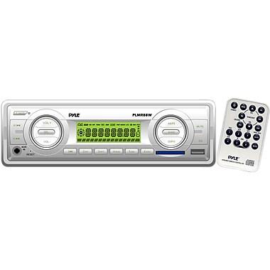 Pyle® PLMR88W Car Flash Audio Player, White