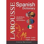 Larousse Diccionario Compact / Larousse Concise Dictionary: Espanol Ingles / Ingles Espanol