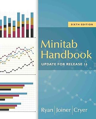 Minitab Handbook: Update for Release 16