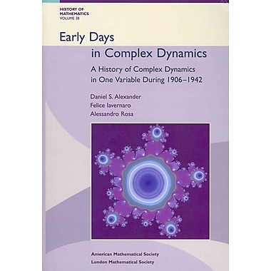 Early Days in Complex Dynamics: A History of Complex Dynamics in One Variable During 1906-1942
