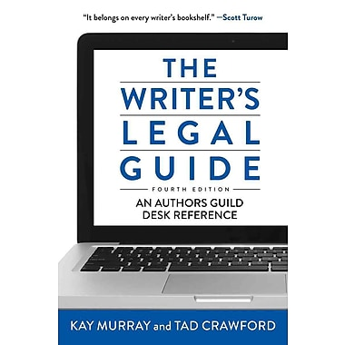 The Writer's Legal Guide: An Authors Guild See, Reference