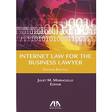 Internet Law for the Business Lawyer