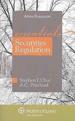 Securities Regulation: Essentials