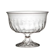 Fineline Settings Flairware 2088 Dessert Cup, Clear
