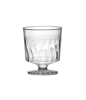 Fineline Settings Flairware 2202 Wine Glass, Clear