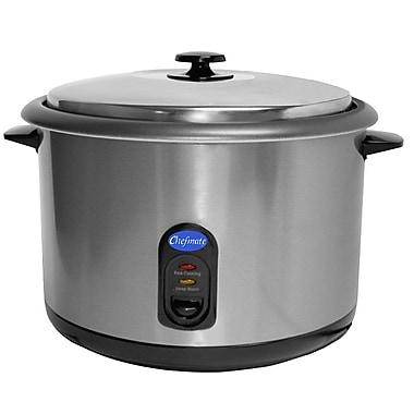 Globe – Cuiseur/réchauffeur à riz RC1, 1600 W