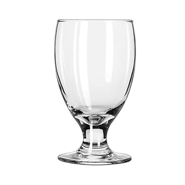 Libbey® Embassy® 10.5 oz. Banquet Goblet Glasses, 24/Pack